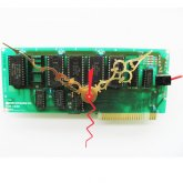 Apple Clock - 1978 Circuitboard