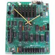 Large Apple Clock - 1982 Circuitboard