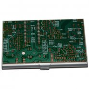 Circuitboard Business Card Holder