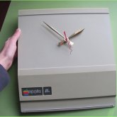 Apple IIe Clock