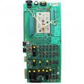 Commodore Circuitboard Clock