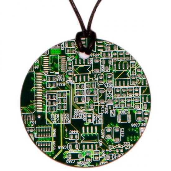 Circuitboard Necklaces - Click Image to Close