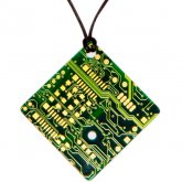 Circuitboard Necklaces
