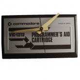 NEW! Commodore Programmer's Aid Cartridge Clock