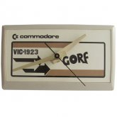 NEW! Commodore Cartridge Clock - Gorf