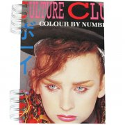 NEW! Culture Club Album Cover Notebook