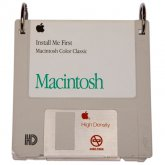 MAC Diskette Notebook