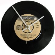 Frank Sinatra Record Clock - Strangers In The Night