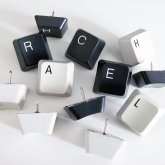 Custom Keyboard Thumb Tacks