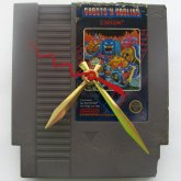 Nintendo Game Cartridge Clock - Ghosts N Goblins
