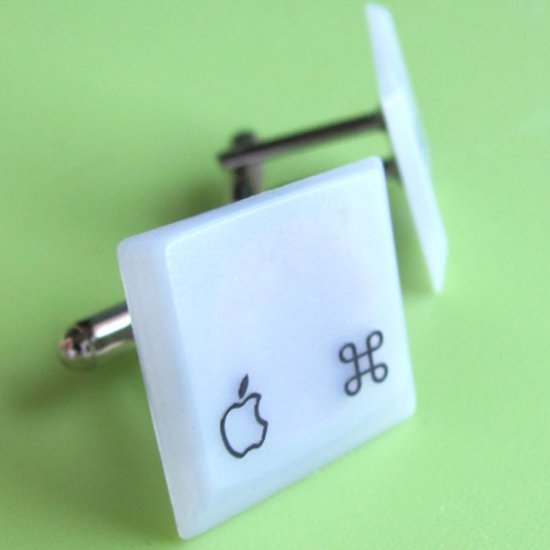 Apple iBook G3 Cufflinks - Click Image to Close