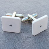 Macbook Cufflinks - Arrows