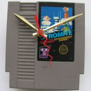 Nintendo Game Cartridge Clock - Gyromite