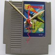 Nintendo Game Cartridge Clock - Stealth