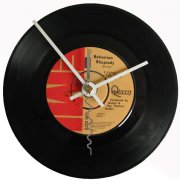 Queen Record Clock - Bohemian Rhapsody
