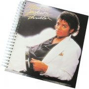 NEW! Thriller Sketch Book