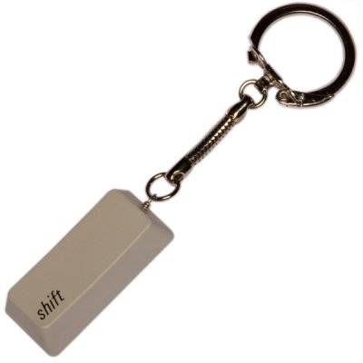 MAC Keyboard Keychain - Shift